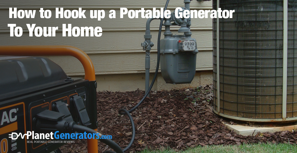 how to hook up a portable generator to your home (updated november generator wiring diagram quick help guide