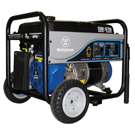 portable generator westinghouse