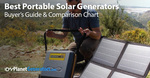 Best Portable Solar Generator