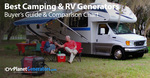 best camping and rv generators